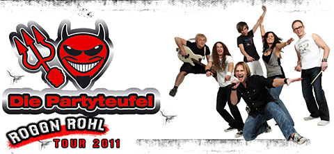 "Band ""DIE PARTYTEUFEL"""