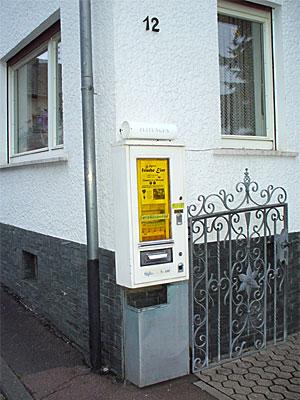 eier automat