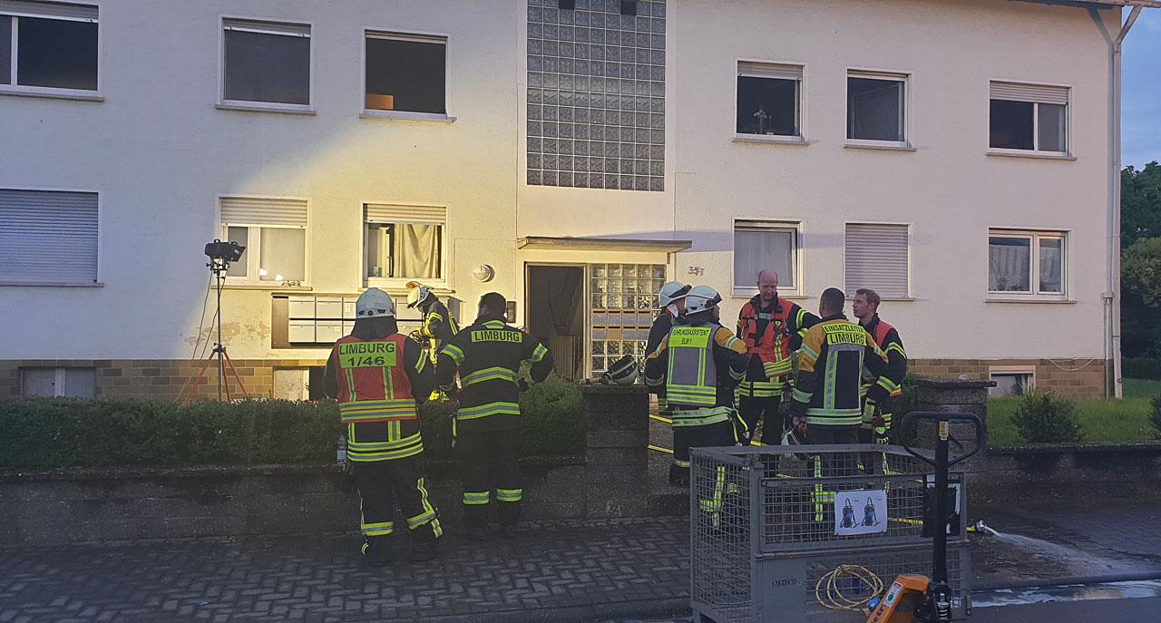 210728 Wohnhausbrand